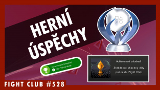 Sledujte Fight Club #528 o trofejích a achievementech
