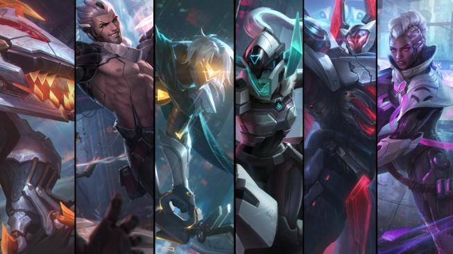 Project: Bastion, nový event pro League of Legends, nabídne šest skinů a speciální herní mód