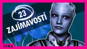 Co jste nevěděli o sérii Mass Effect