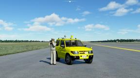 Micosoft Flight Simulator Mitsubishi Pajero