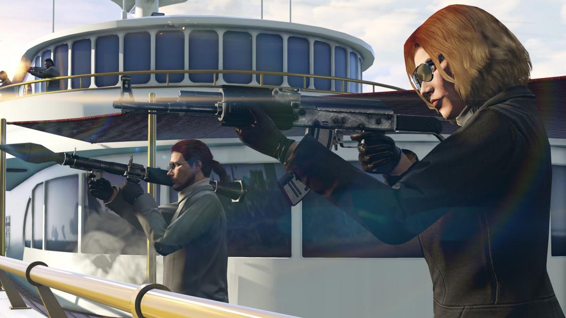 Take-Two se chlubí čísly: Napříč sérií GTA se prodalo 345 milionů kusů