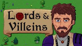 Lords & Villeins - titulní obrázek