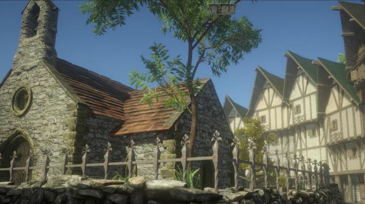 S českým fantasy RPG Aledorn to po letech vypadá nadějně. Zahrajeme si ho za rok