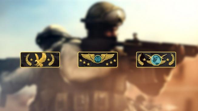 Průzkum ukázal, jaká je nejčastější hodnost hráčů Counter-Strike: Global Offensive