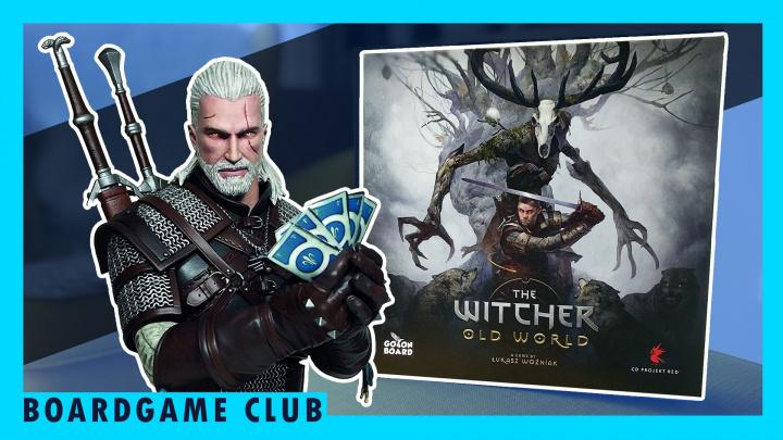 BoardGame Club – hrajeme deskovku The Witcher: Old World