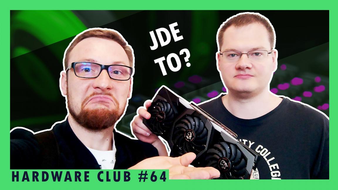 Hardware Club #64: Jak se dnes dostat k hernímu PC?