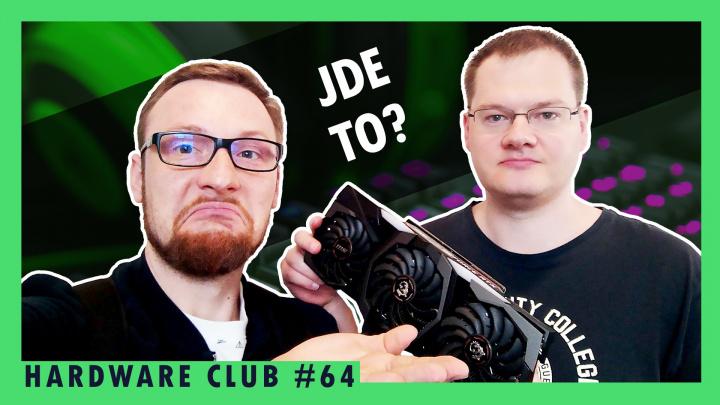 Hardware Club #64: Jak se dnes dostat k hernímu PC