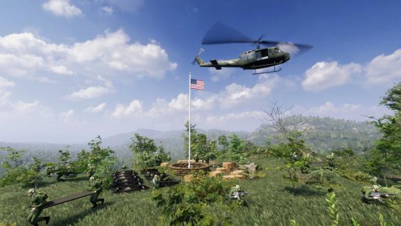 Česká strategie Leave No One Behind zpracuje vietnamskou válku stylem Ultimate Generala