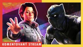 Komentovaný stream - E3 2021: Square Enix Presents