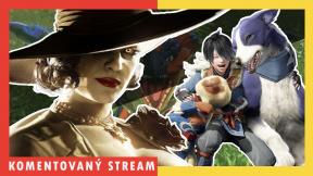 Komentovaný stream - E3 2021: Capcom