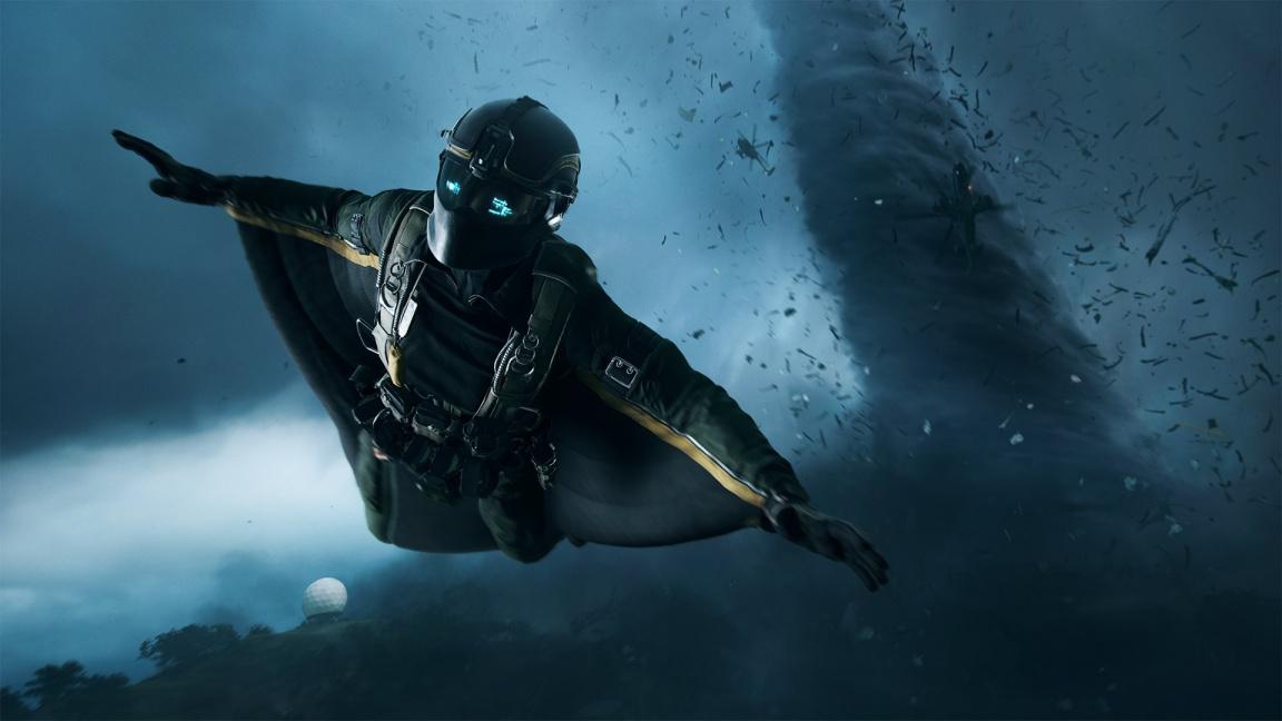 Nový Battlefield 2042 se představil zběsilým trailerem