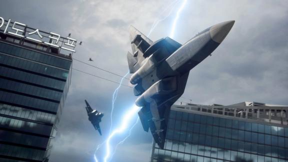 Battlefied 2042 se konečně představil záběry z hraní a vypadá jako… Battlefield