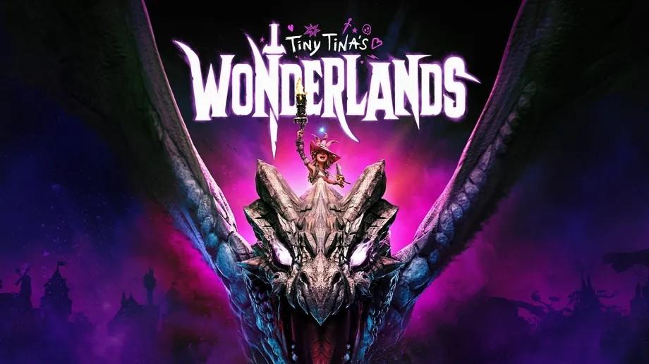 Vedle série Borderlands vyjde samostatná hra Tiny Tina's Wonderlands