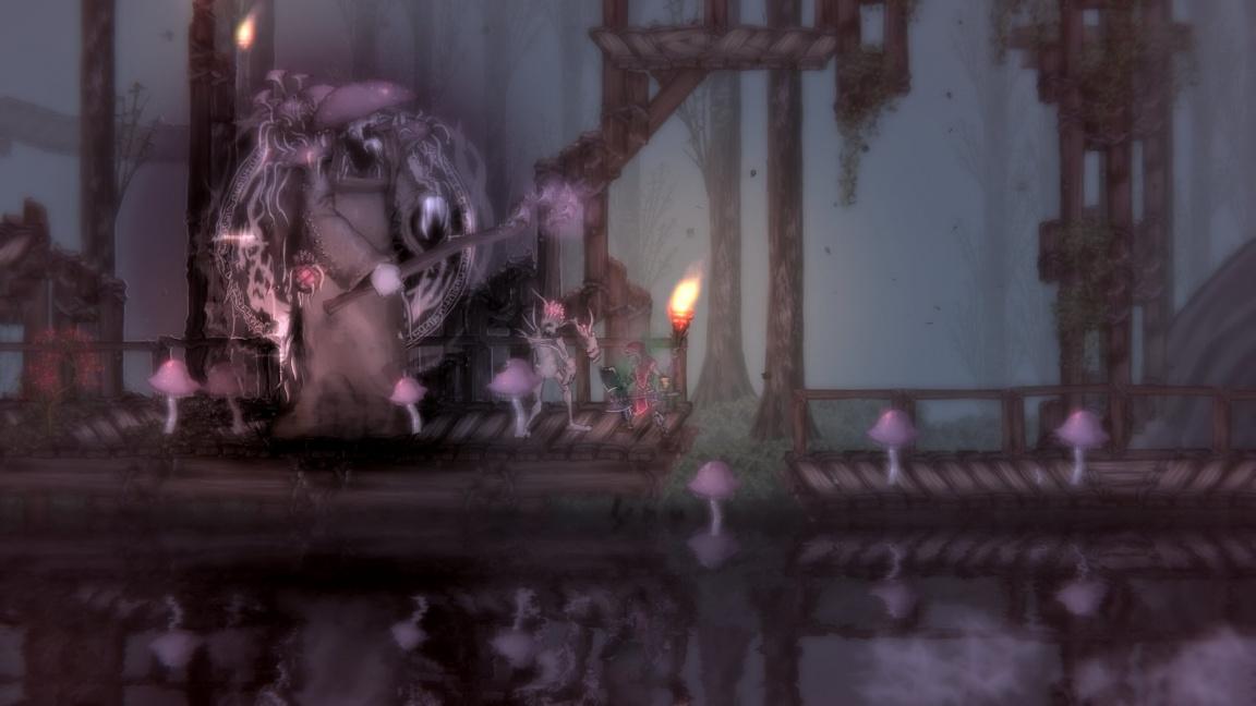 Salt and Sacrifice vyjde na PC exkluzivně v Epic Games Store
