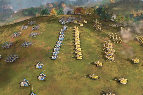 Dojmy z bety Age of Empires IV