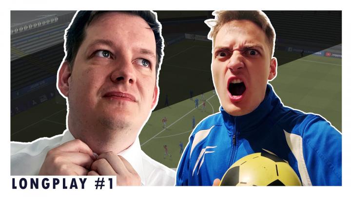 LongPlay - Football Manager 2021, 1. díl - EURO 2020: hrajeme za Čechy