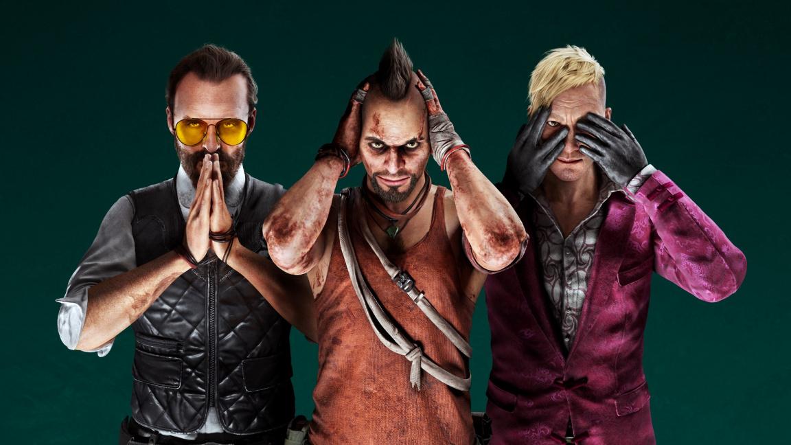 Po vydání Far Cry 6 si zahrajete za předchozí psychopaty, Dannyho Treja, Ramba a další