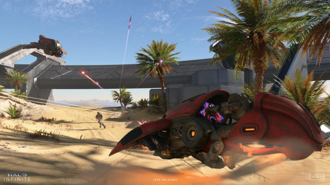 8. prosince vyjde nedodělané Halo Infinite