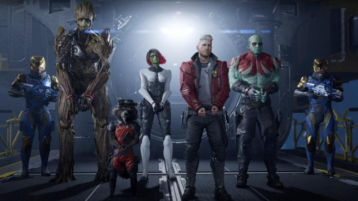 Tvůrci Deus Ex z vás udělají Star Lorda v singleplayerových Guardians of the Galaxy