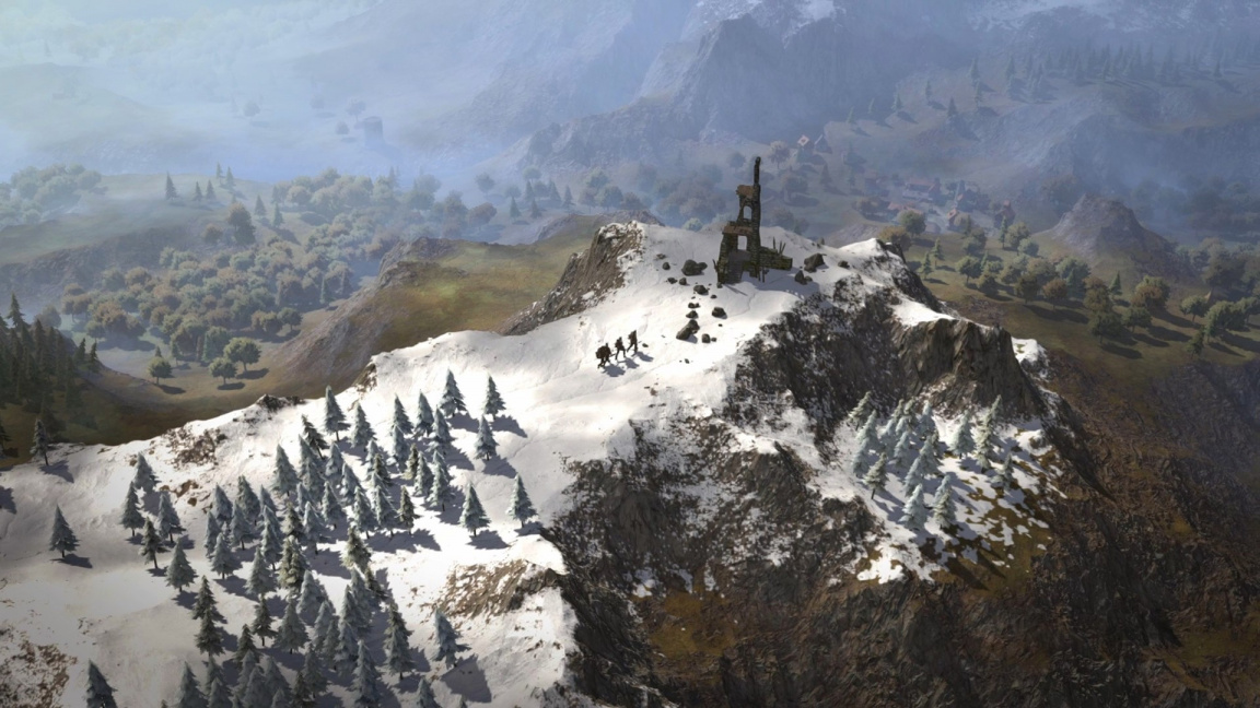 V taktickém RPG Wartales od tvůrců Northgard se z vás stanou nájemní žoldáci
