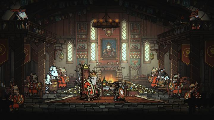 V ručně malované RPG plošinovce Tails of Iron si užijete náročné boje s ropuchami