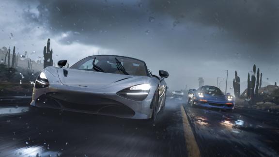 Konec nového obsahu pro Forza Horizon 4. Pětka překvapí variabilitou počasí