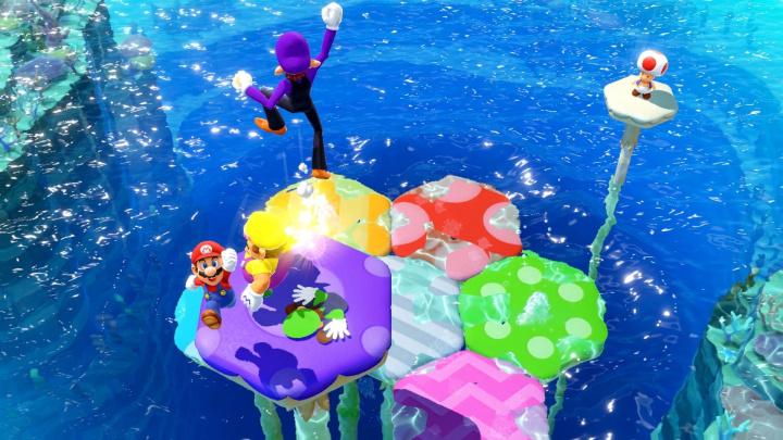 Mario Party Superstars obsahuje 100 miniher z dob Nintenda 64 a GameCube