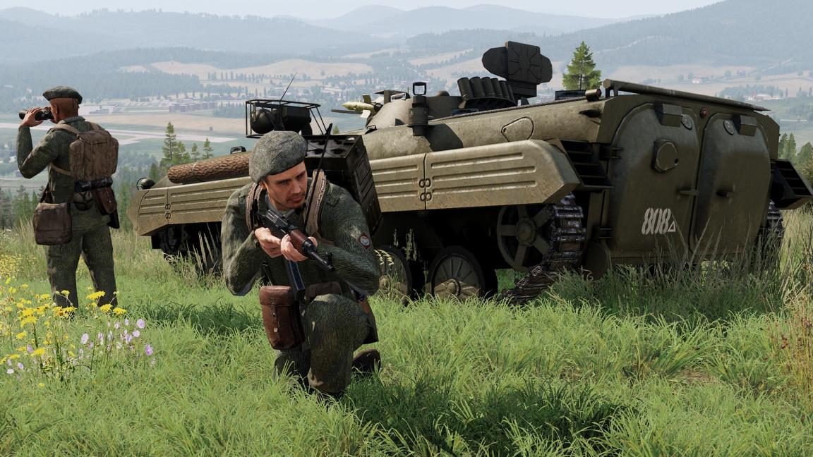 Československá lidová armáda je nejhůř hodnoceným DLC pro Arma 3