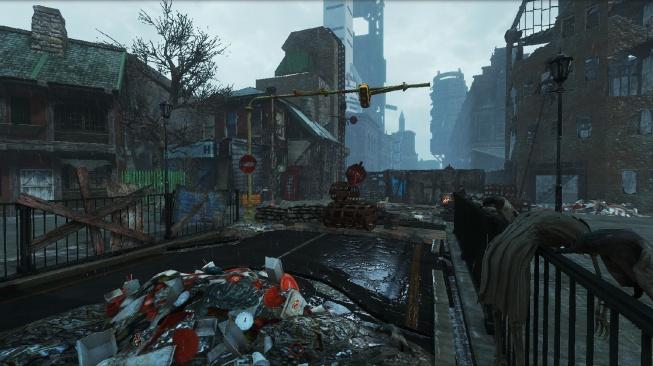 Fallout: London je masivní modifikace, která vás vezme do anglické metropole
