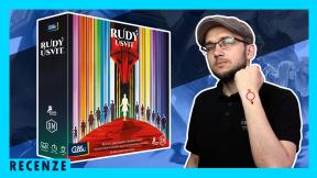 Deskovka Rudý úsvit - videorecenze