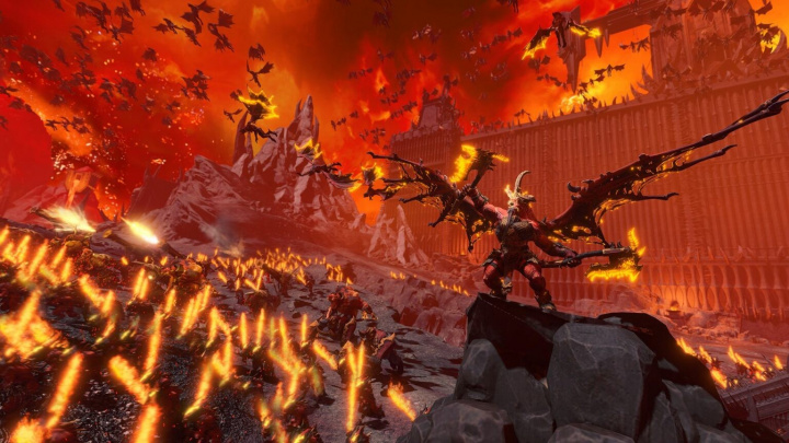 Khorne si na zkázu světa ještě počká. Total War: Warhammer III se odkládá