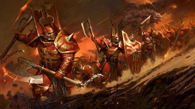 Total War: Warhammer III ukazuje další frakci – démonickou armádu boha Khornea