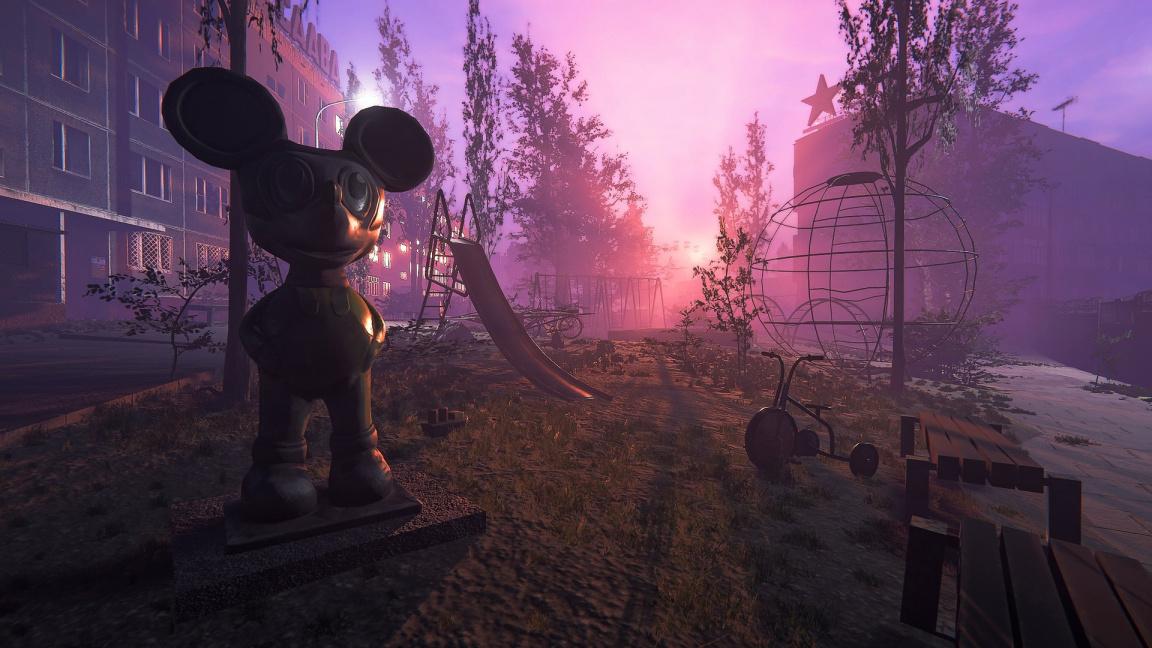 Hasil jsem Černobyl. Bavil jsem se asi jako skuteční účastníci katastrofy