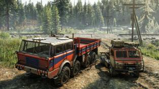 Česká Tatra dorazila do SnowRunnera. Dvěma vozům později přijedou posily