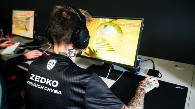 Český tým přepisuje historii a zahraje si jednu z nejprestižnějších soutěží Counter-Striku