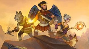Wildermyth – recenze RPG, které umí vyprávět