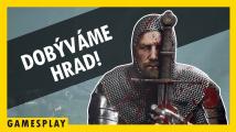 GamesPlay - Dobýváme hrad v Chivalry 2