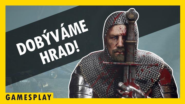 """GamesPlay - Hrajeme """"středověkou"""" řežbu Chivalry 2"""