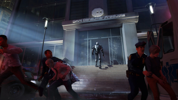 Legendární RoboCop se vrátí ve své vlastní akční hře