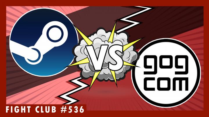 Fight Club #536: O herních klientech, ale i o novém Switchi