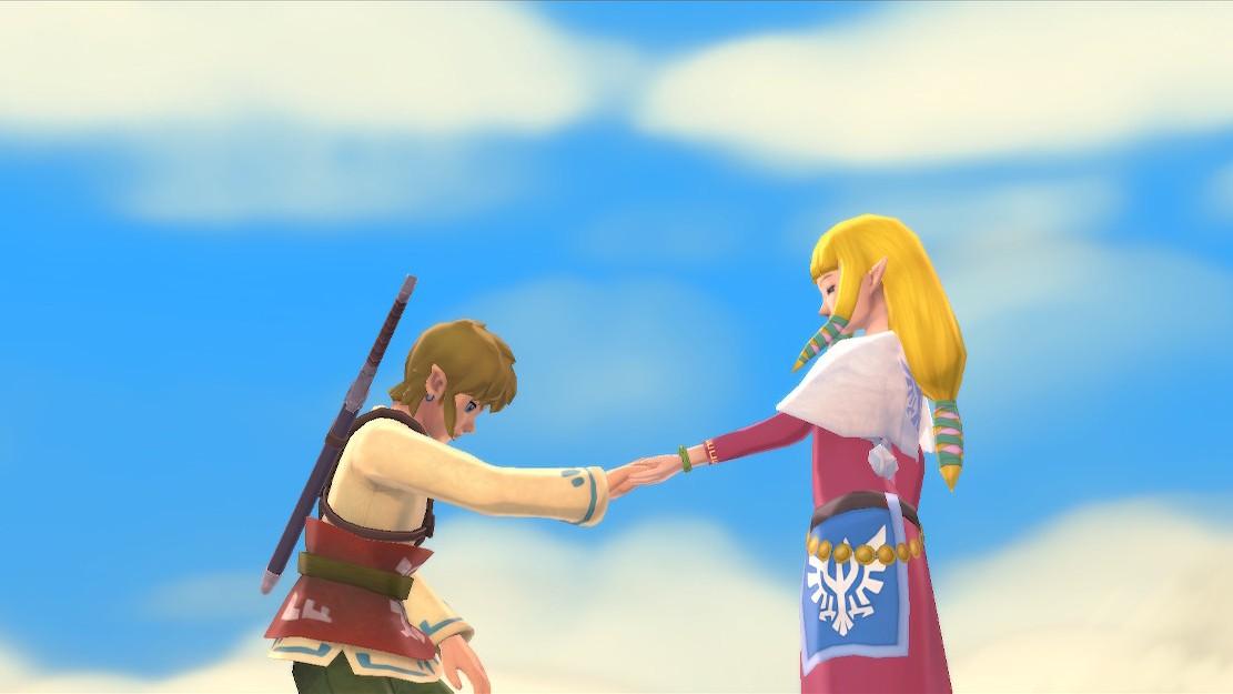 The Legend of Zelda: Skyward Sword HD – recenze