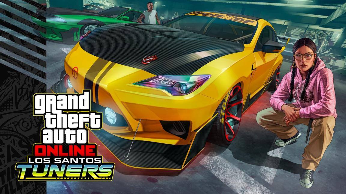 GTA Online bude na nové generaci lepší. Rockstar prozradil první lákadlo