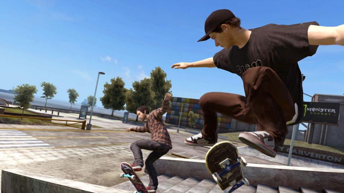 Teaser předvádí nadšené reakce fanoušků na ukázku Skate 4