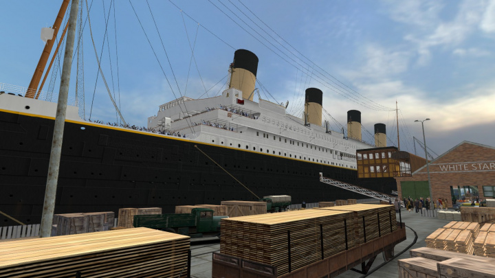 Mod pro první Mafii vás nechá prožít potopení Titaniku