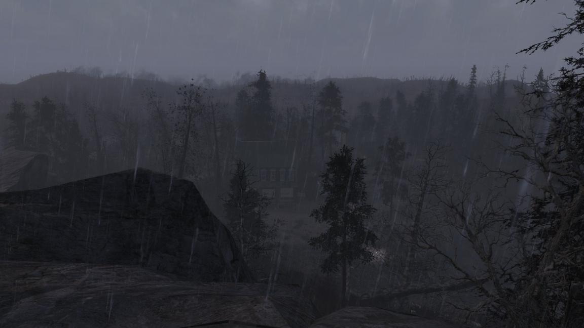 Modifikace The Wilderness dělá z Falloutu 4 hororový survival