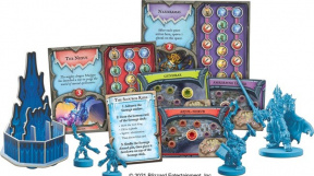 World of Warcraft: Wrath of the Lich King - A Pandemic System Board Game