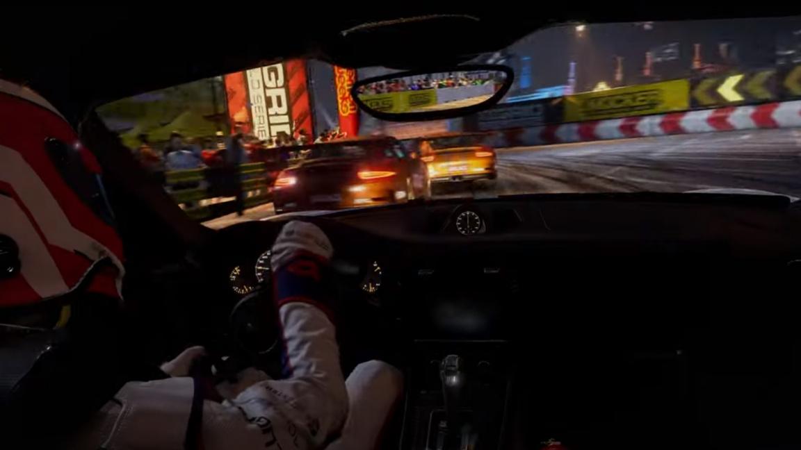 Codemasters pod EA pracují na závodech GRID Legends, kde se kamiony přetlačují s formulemí