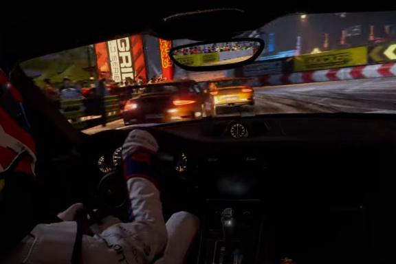 Kamion vs F1, Codemaster ukázali GRID Legends