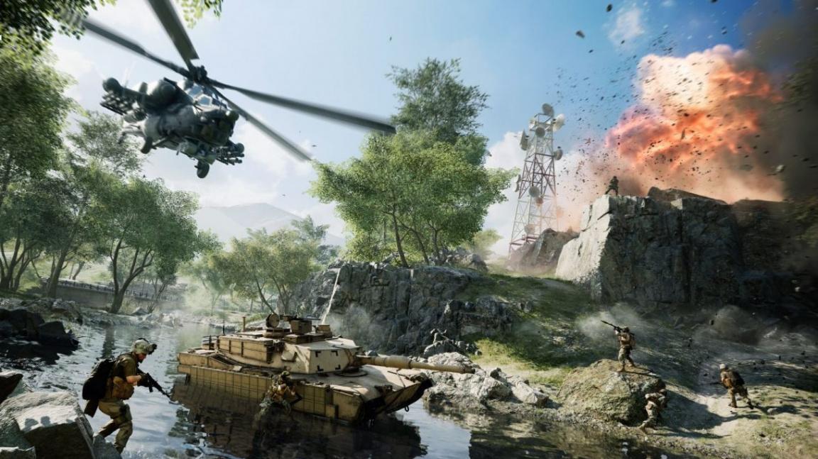 EA představilo platformu Battlefield Portal. Spojí dohromady nejoblíbenější díly