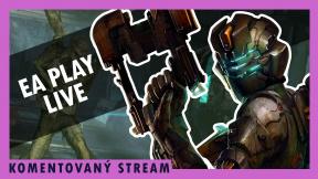 Komentovaný stream - EA Play Live